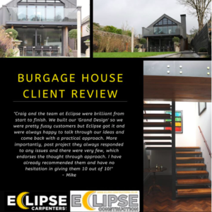 Burgage House Client Review