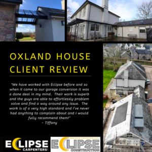Oxland House Client Review